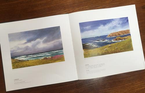 Frank Clarke's Artworks Book Preview